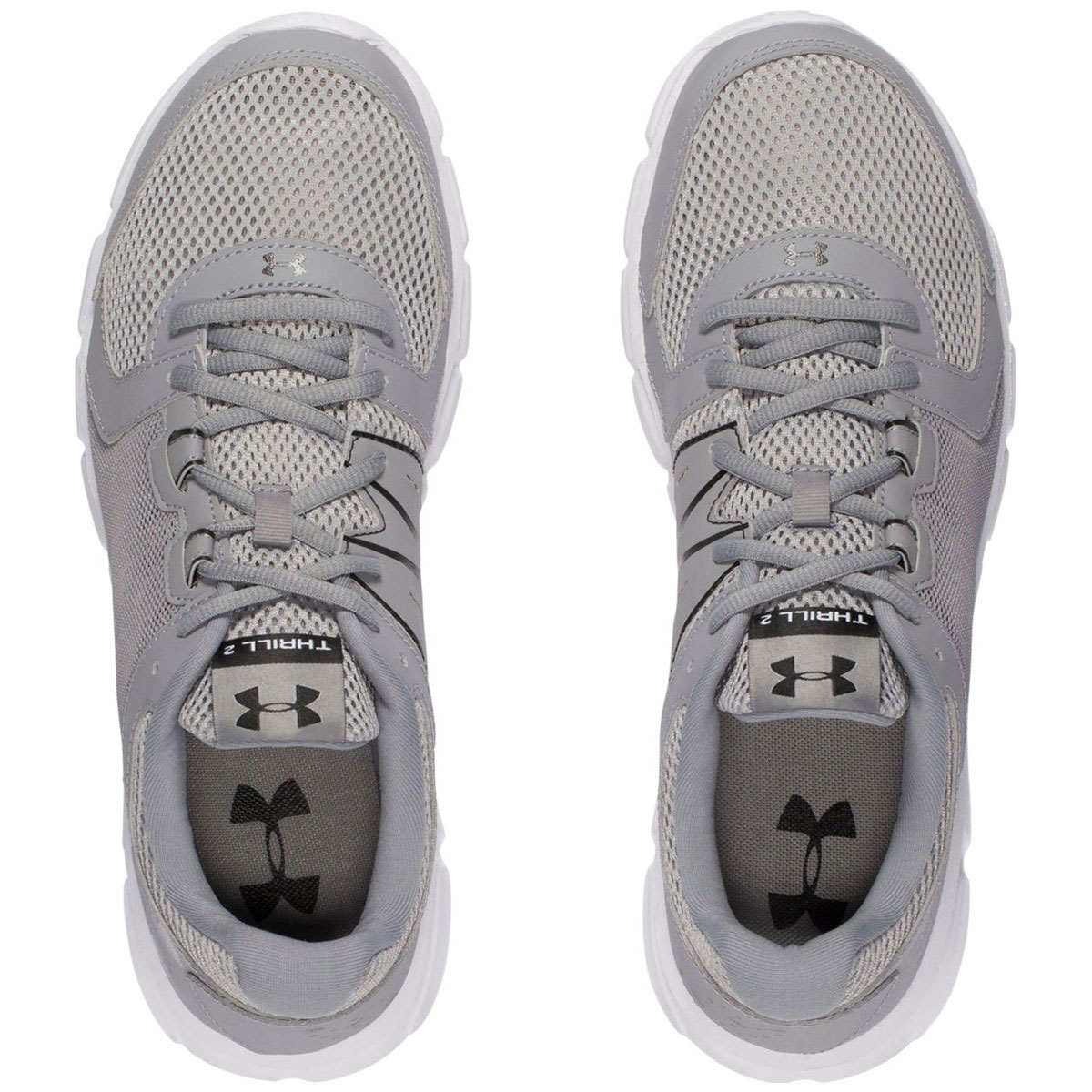 Under Armour Mens UA Thrill 2 Running Trainers Gym Sports Training ... 82d8c33cf37