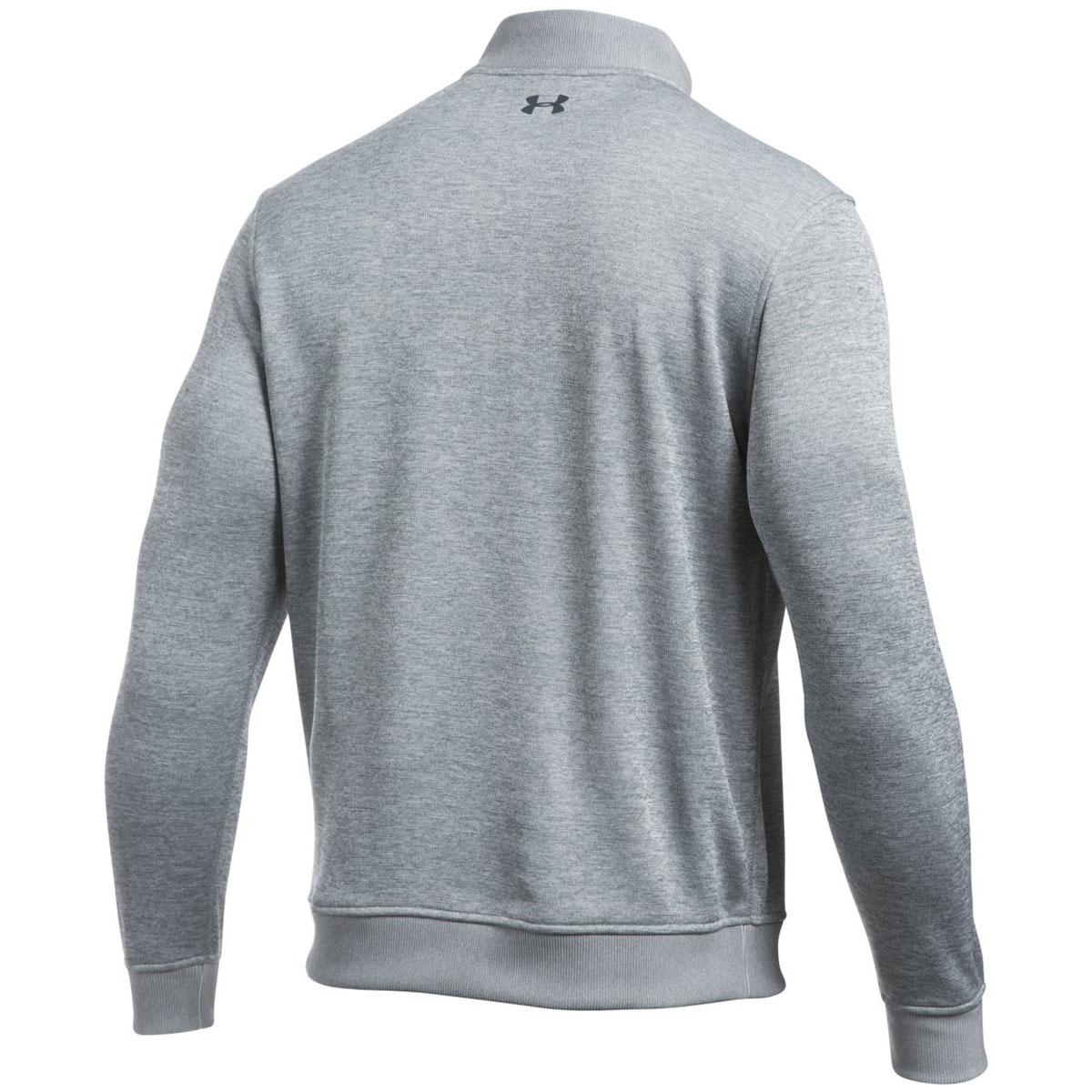 Under-Armour-Mens-UA-Storm-Sweater-Fleece-1-4-Zip-Pullover-Jumper-25-OFF-RRP thumbnail 32