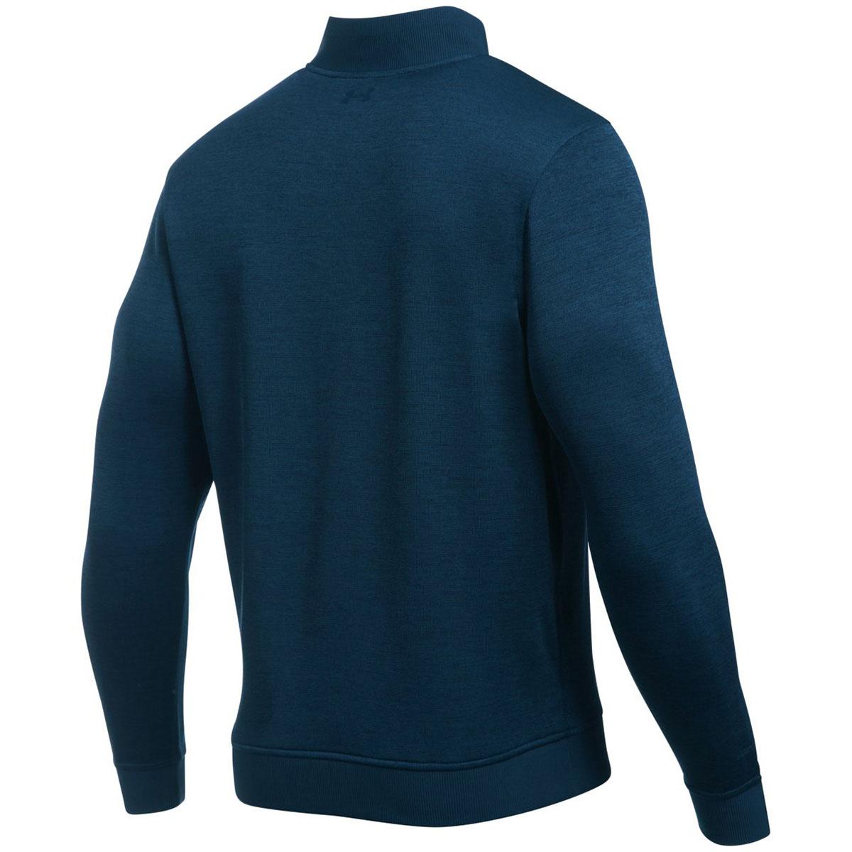 Under-Armour-Mens-UA-Storm-Sweater-Fleece-1-4-Zip-Pullover-Jumper-25-OFF-RRP thumbnail 3
