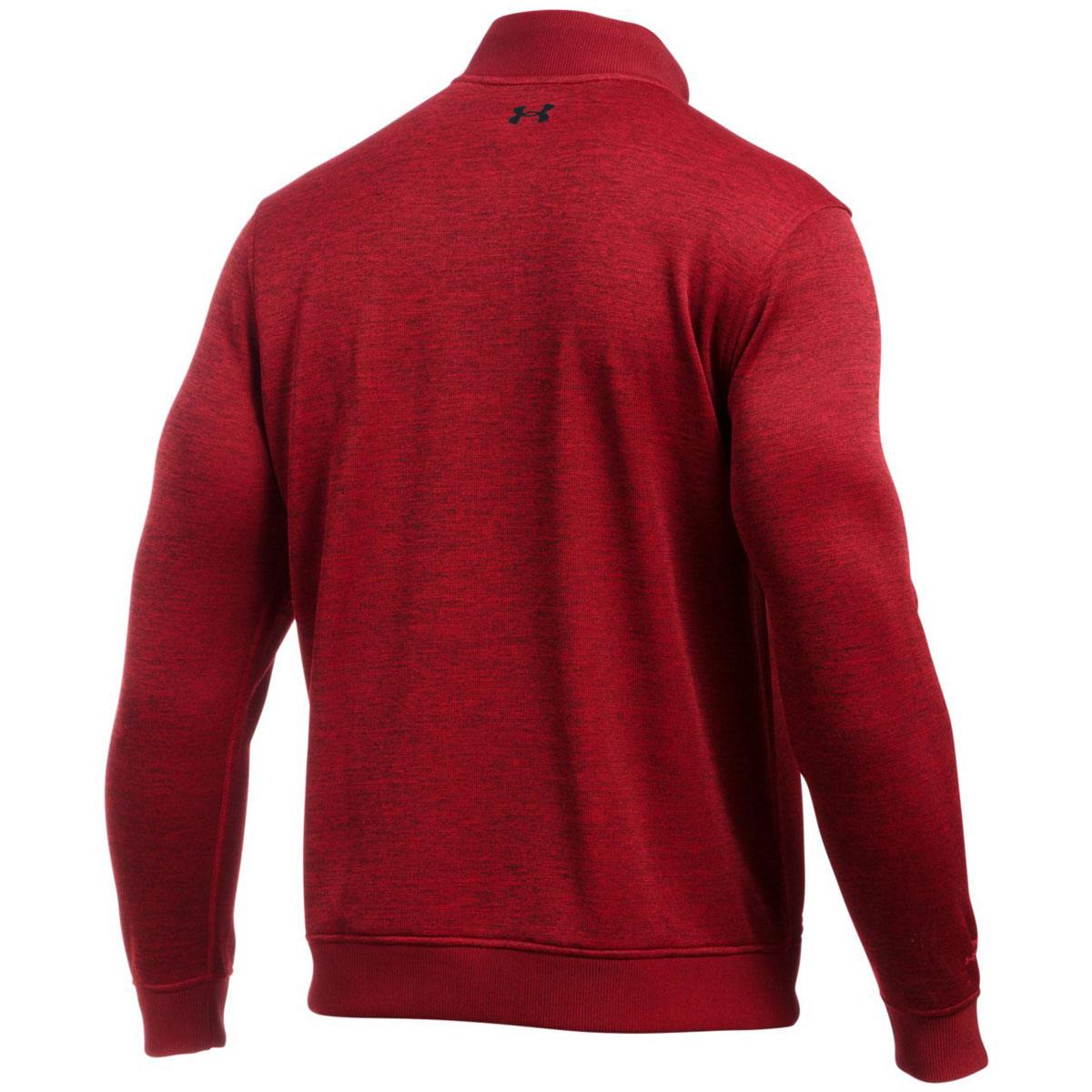 Under-Armour-Mens-UA-Storm-Sweater-Fleece-1-4-Zip-Pullover-Jumper-25-OFF-RRP thumbnail 30