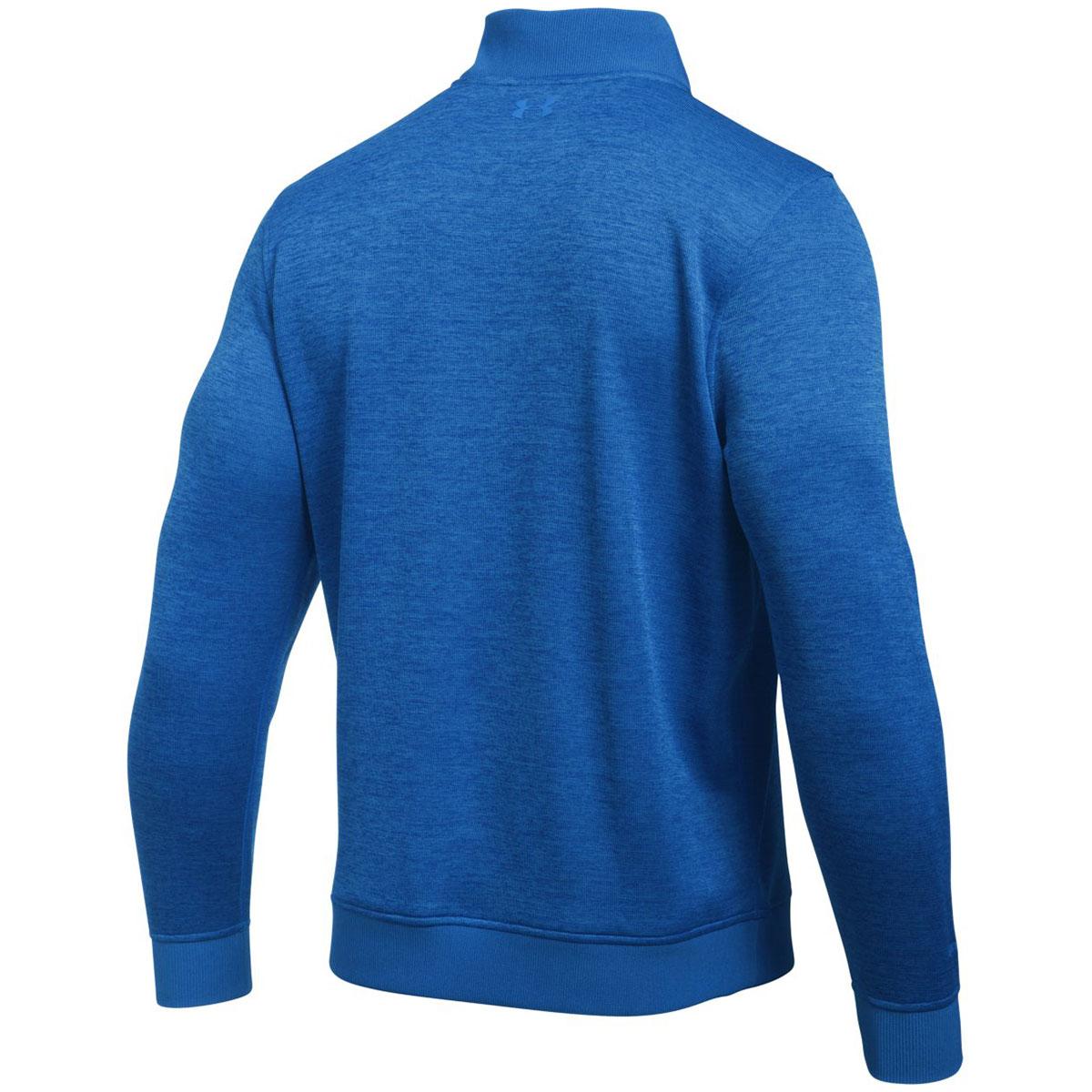 Under-Armour-Mens-UA-Storm-Sweater-Fleece-1-4-Zip-Pullover-Jumper-25-OFF-RRP thumbnail 12