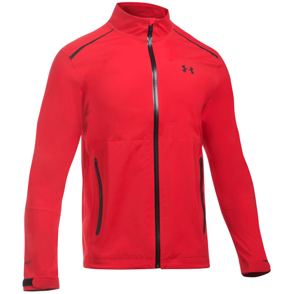 1bf9f56c376d81 Under Armour 2017 Mens UA Golf Gore-tex Paclite Full Zip Waterproof ...