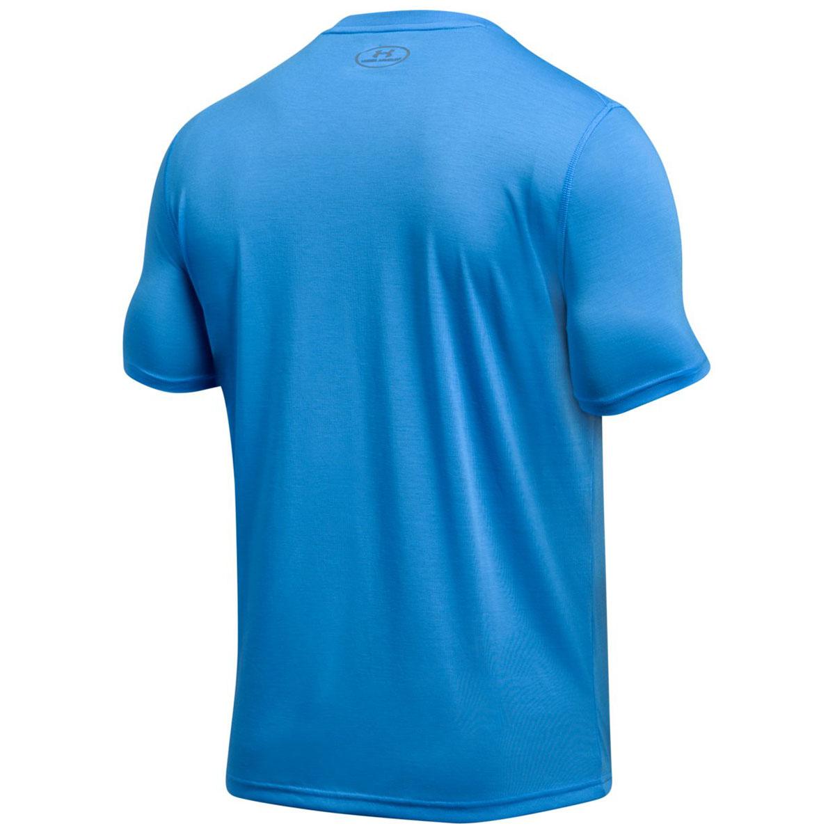 Under-Armour-Mens-UA-Threadborne-Fitted-Short-Sleeve-Gym-Tee-Sport-T-Shirt thumbnail 22