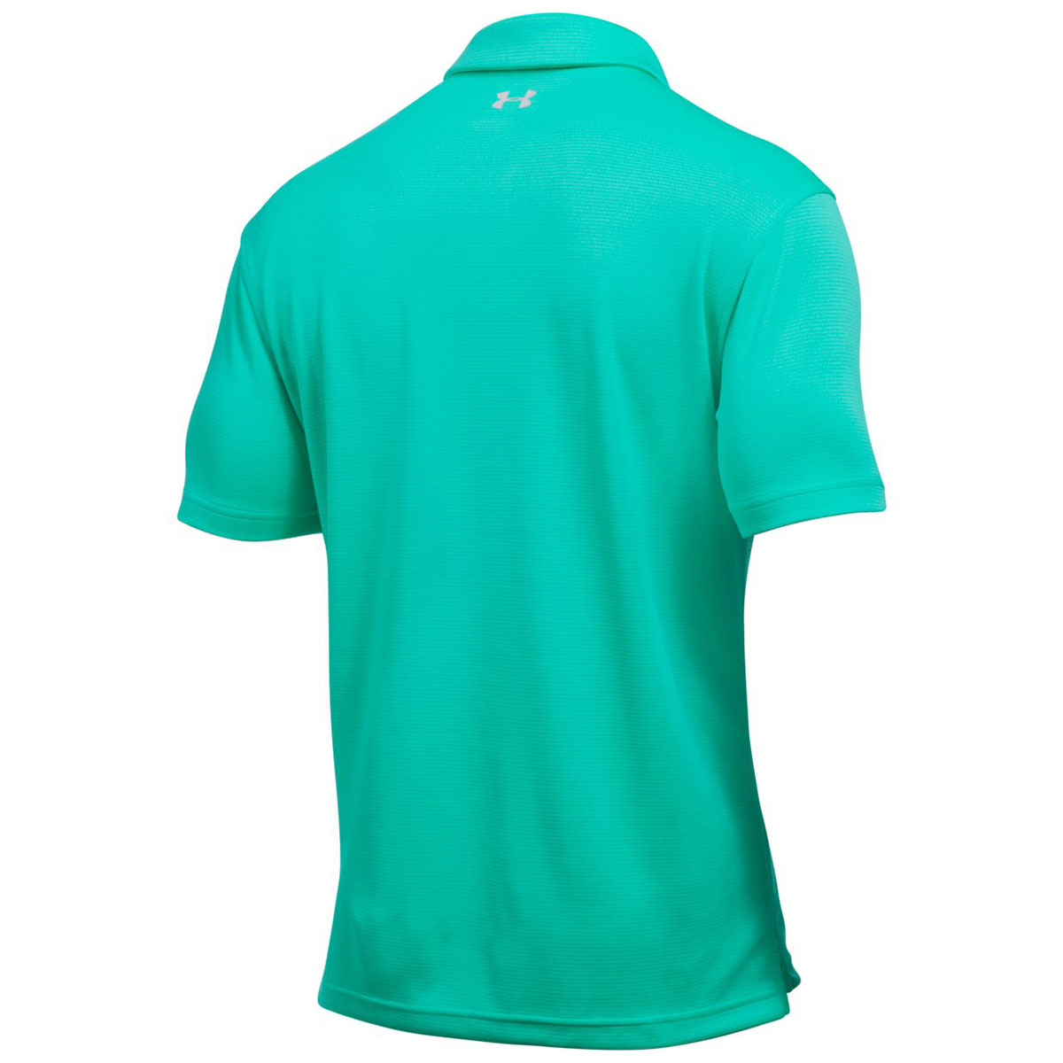 Under-Armour-Mens-Golf-Tech-Wicking-Textured-Soft-Light-Polo-Shirt thumbnail 3