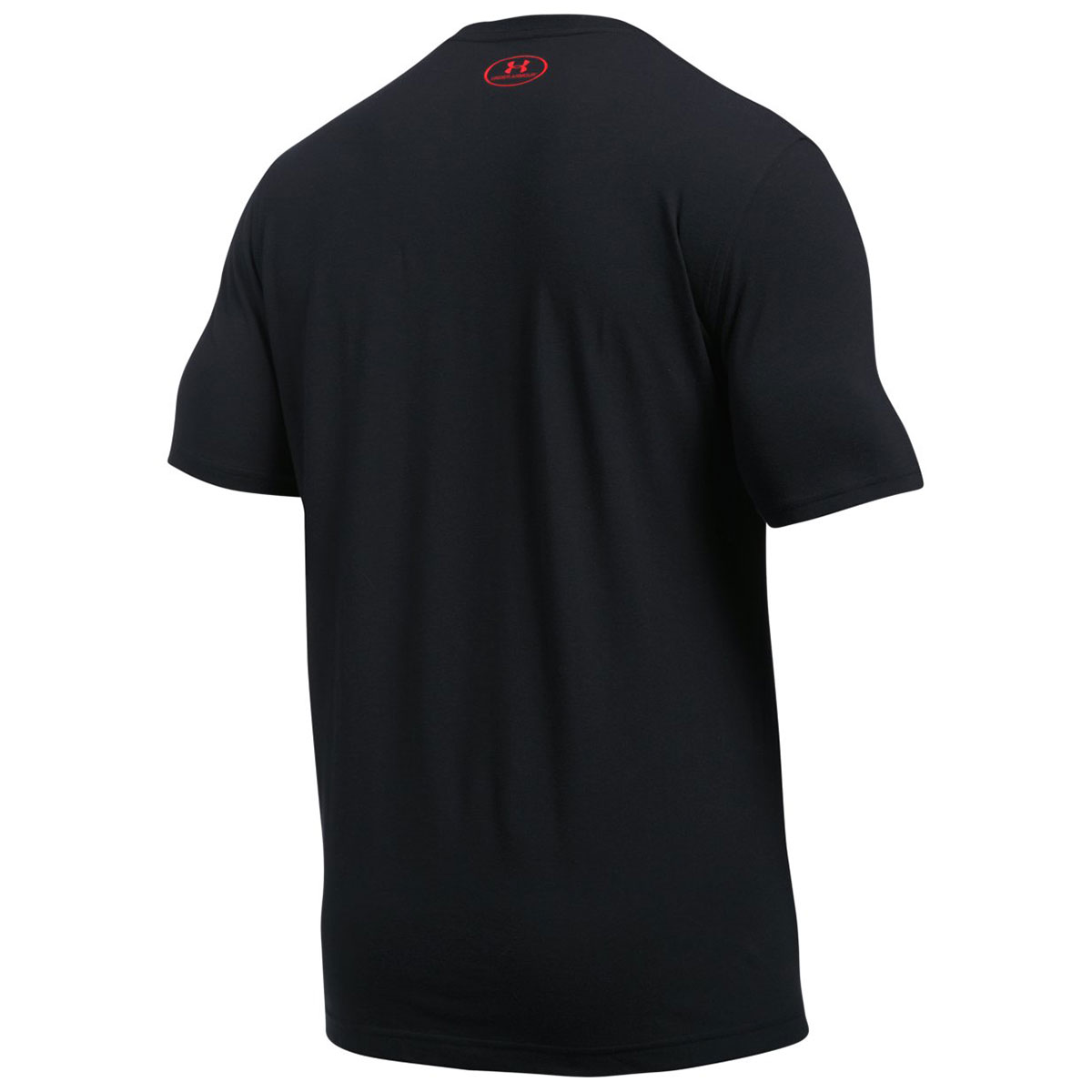 Under-Armour-Mens-UA-I-Will-Short-Sleeve-Charged-Cotton-Training-T-Shirt thumbnail 3