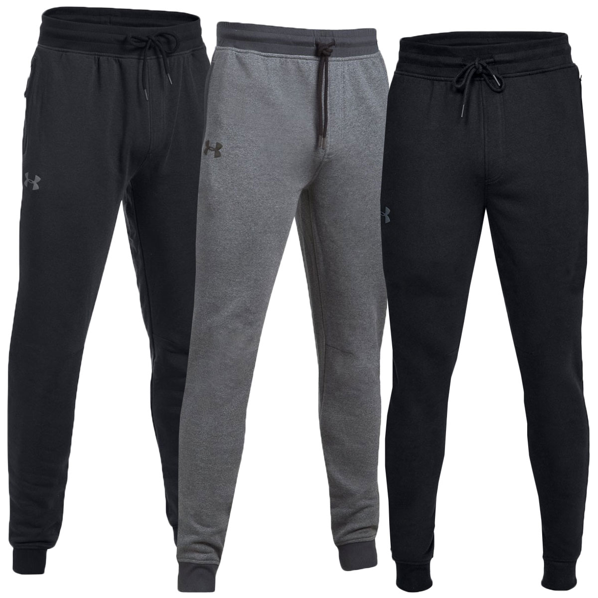 104876d08 Details about Under Armour Mens Threadborne Stacked Jogger Training Sports  Gym Bottoms