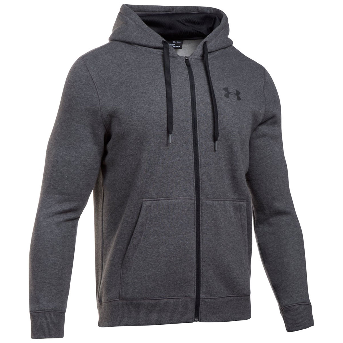 Gray under armour hoodie