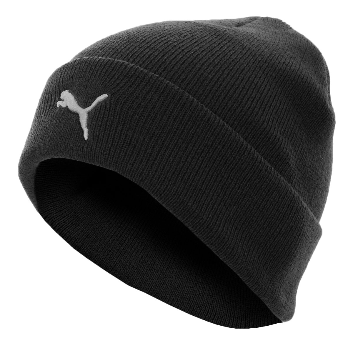 9c1c610bf3 Details about Puma Golf Mens Control Beanie Hat - Puma Black - One Size