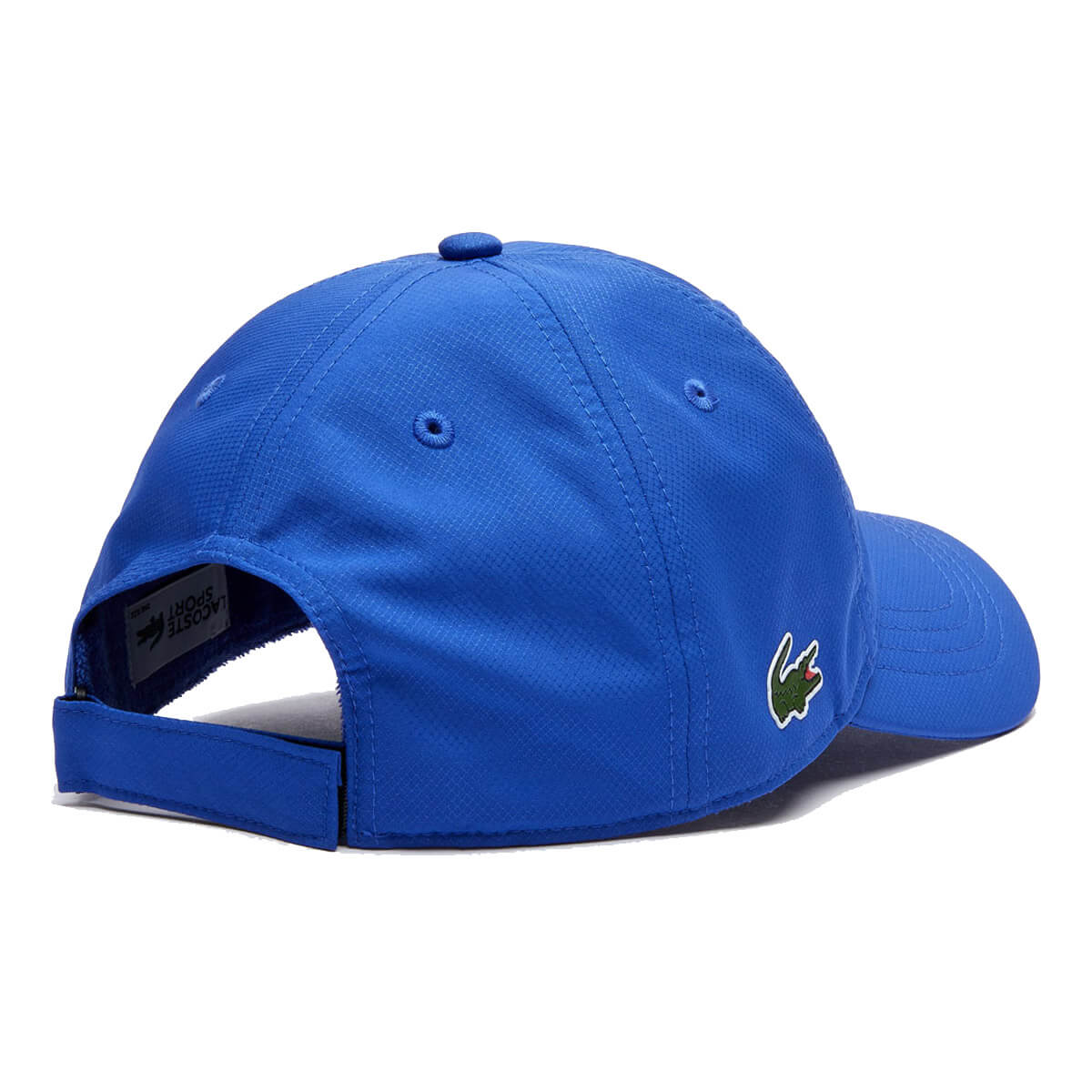 Lacoste-Mens-2020-Sports-Weave-Taffeta-Solid-Diamond-Baseball-Cap thumbnail 8