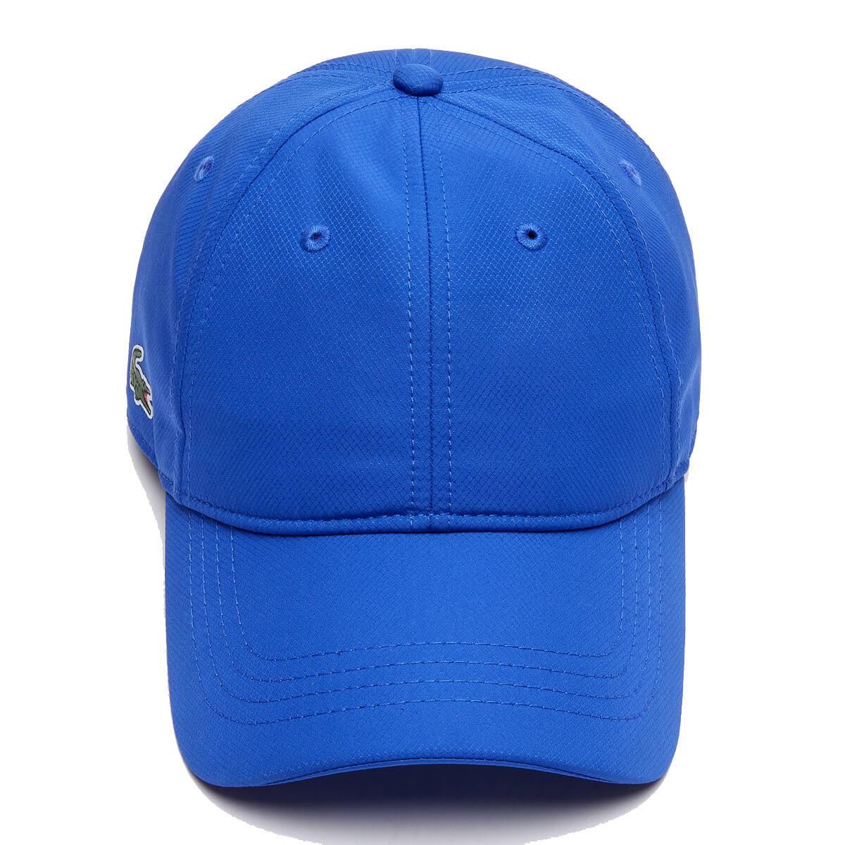 Lacoste-Mens-2020-Sports-Weave-Taffeta-Solid-Diamond-Baseball-Cap thumbnail 9