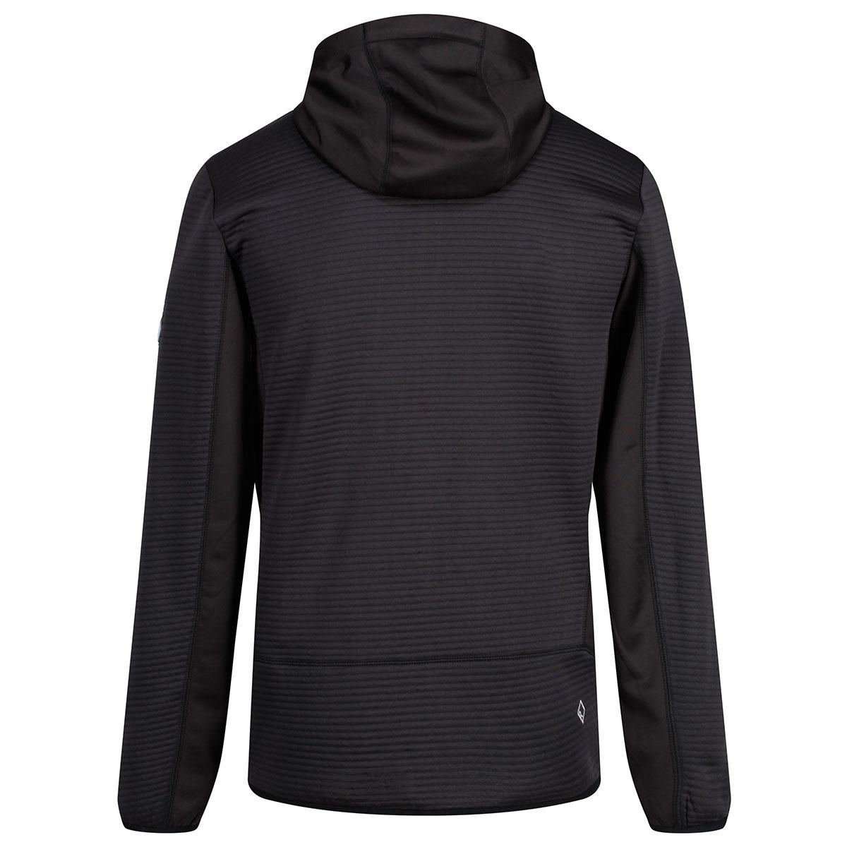 Regatta-Mens-Tarnis-II-Ribbed-Fabric-Stretch-Hoody-Jacket-70-OFF-RRP thumbnail 5