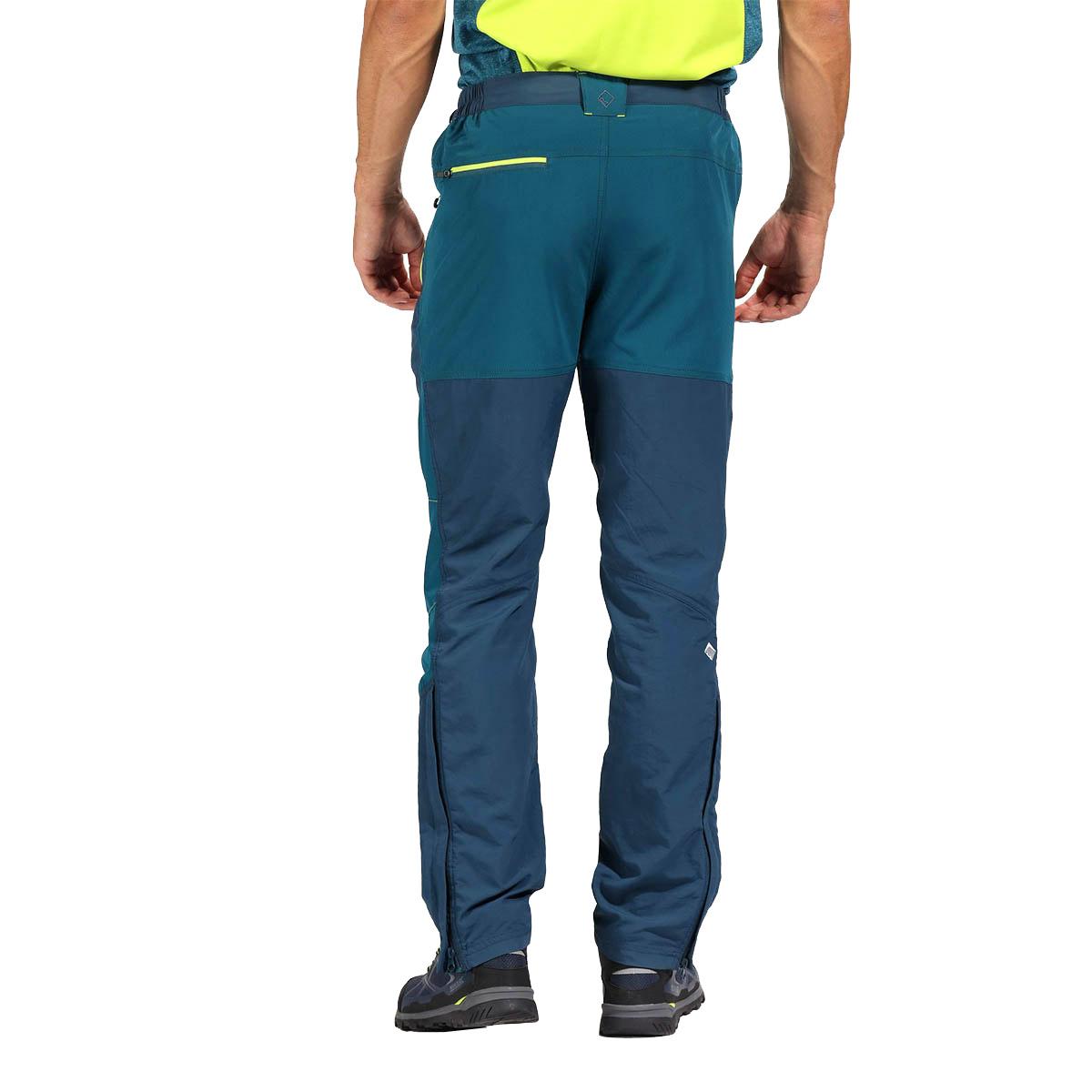 Regatta-Mens-Sungari-Lightweight-Water-Repellent-Stretch-Trousers-70-OFF-RRP thumbnail 3