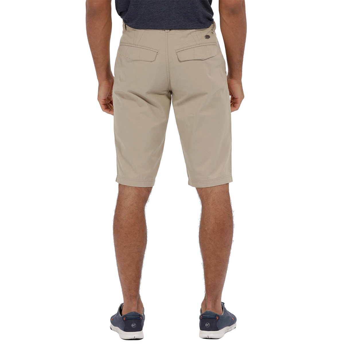 Regatta Mens Salvador Five Pocket Chino Coolweave Cotton Shorts 55/% OFF RRP