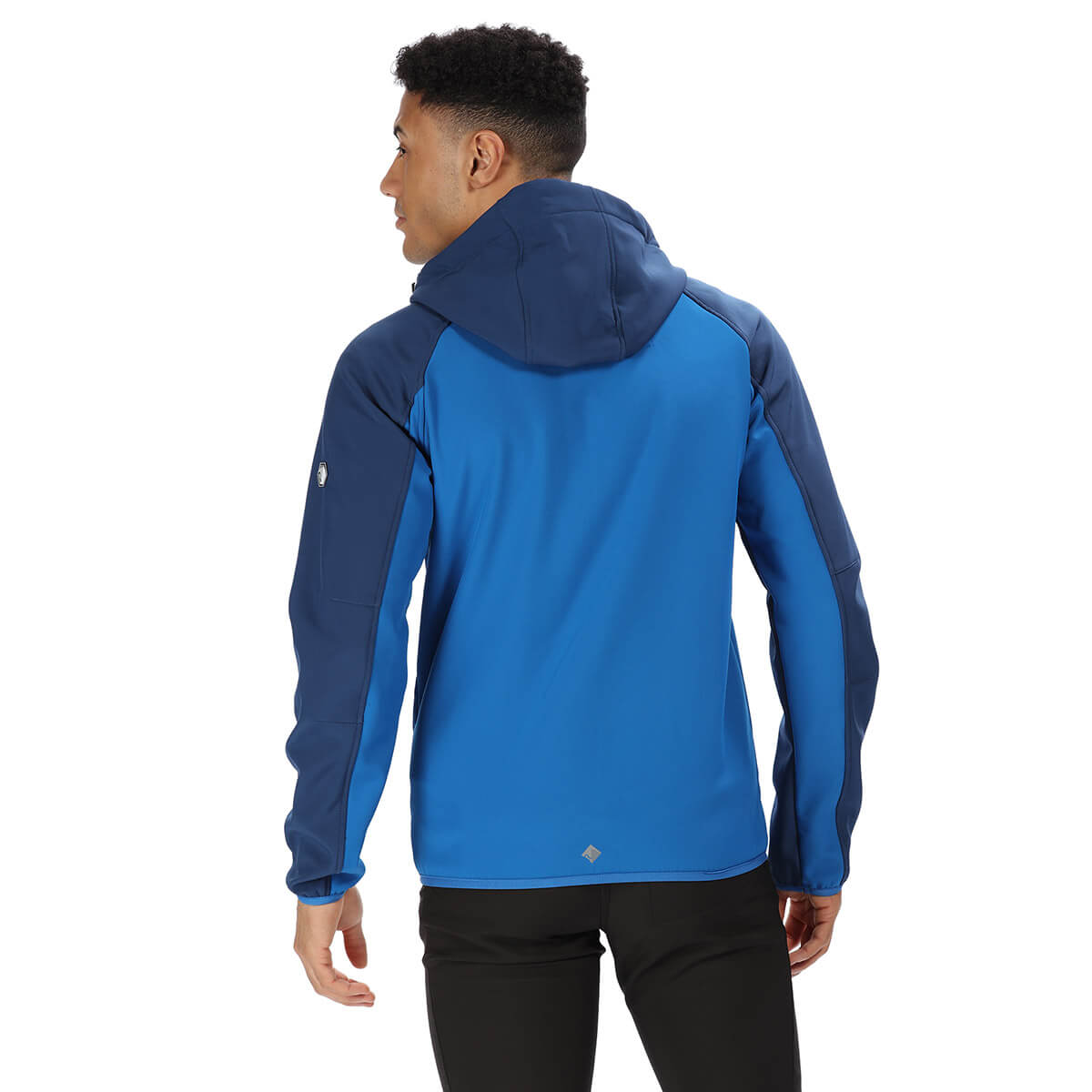 Regatta-Mens-Arec-II-Softshell-Waterproof-Stretch-Hooded-Jacket-68-OFF-RRP thumbnail 26
