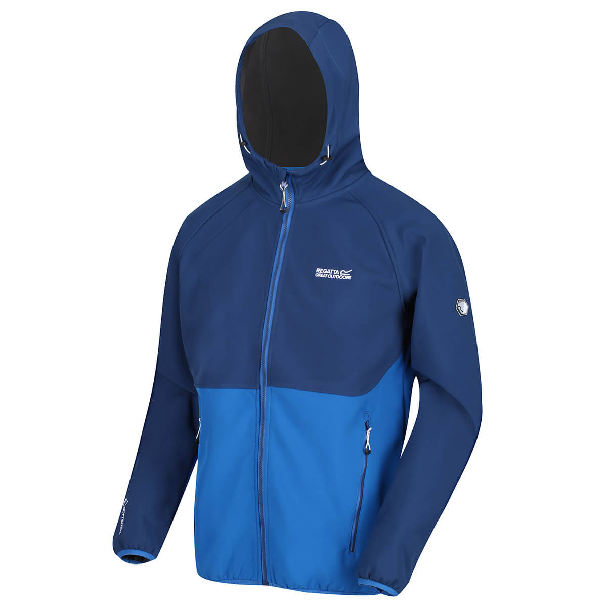 Regatta-Mens-Arec-II-Softshell-Waterproof-Stretch-Hooded-Jacket-68-OFF-RRP thumbnail 27