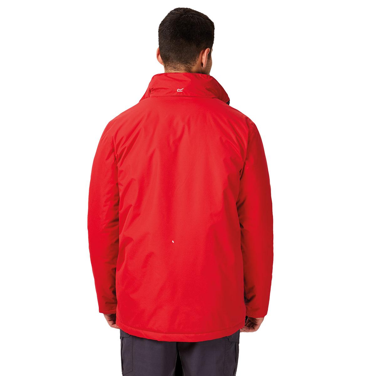 Regatta-Mens-Thornridge-Thermal-Waterproof-Jacket-69-OFF-RRP thumbnail 11