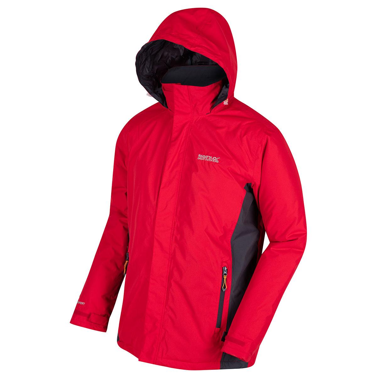 Regatta-Mens-Thornridge-Thermal-Waterproof-Jacket-69-OFF-RRP thumbnail 12