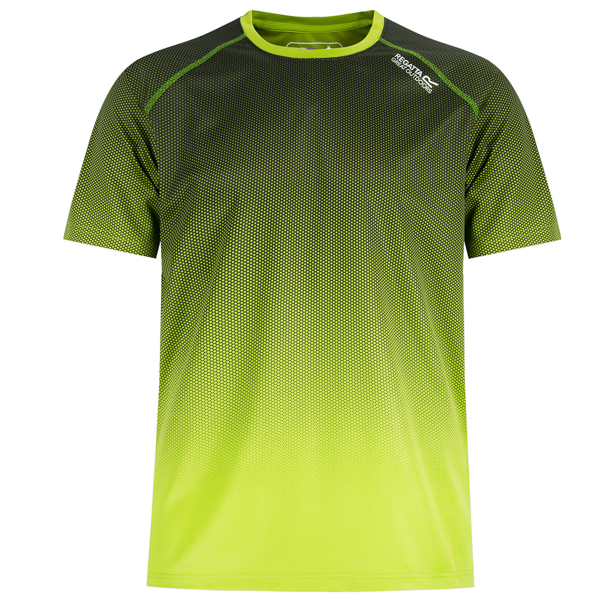 Regatta mens hyperdimension quick dry performance sport t for What is a sport shirt