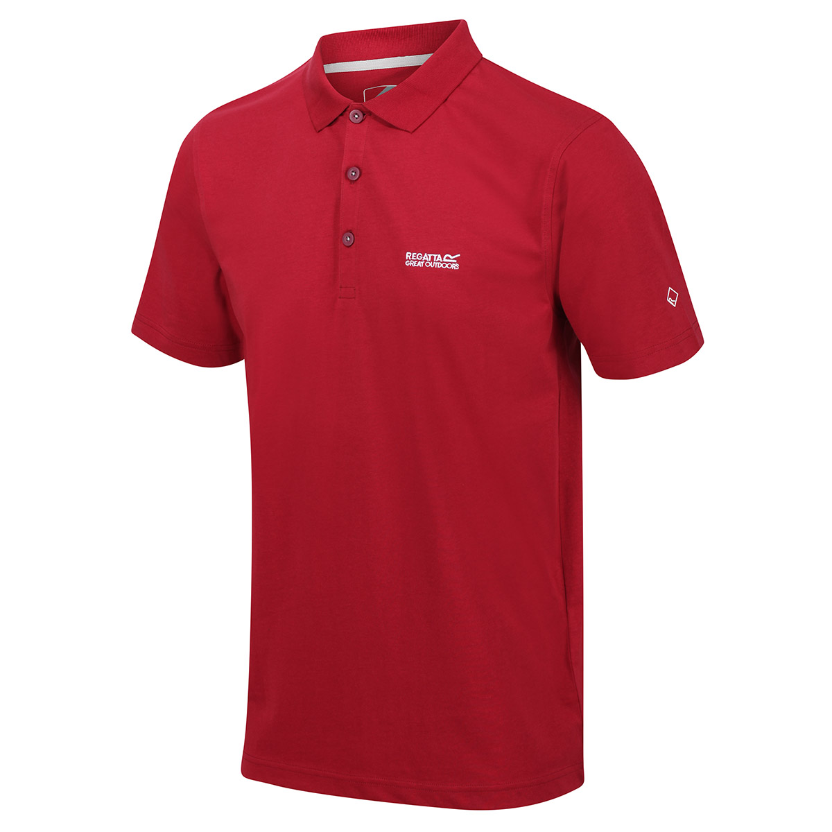 RG4939 Regatta Mens Sinton Lightweight Polo Shirt