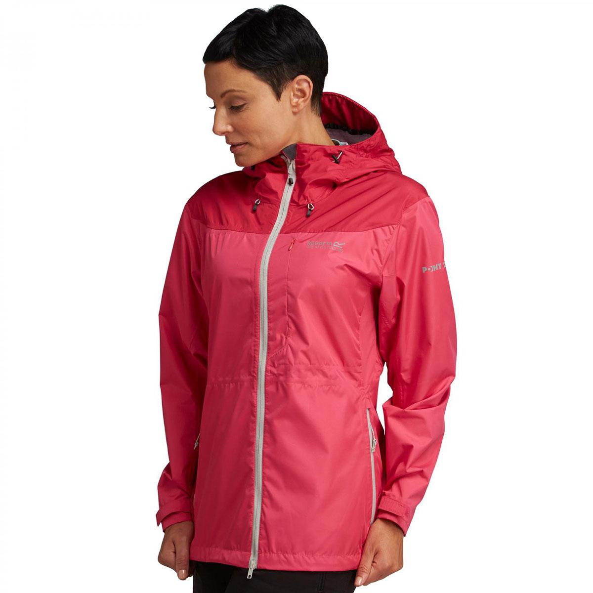 Regatta-Womens-Outflow-Waterproof-Jacket-with-Hood-RWW193-Outdoor-Performance