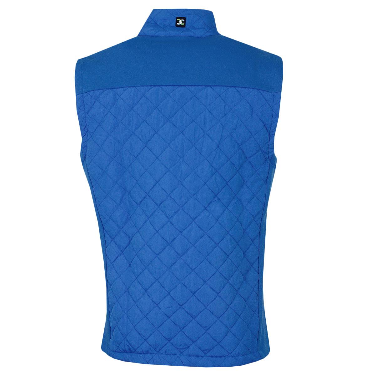 Stuburt-Mens-Endurance-Sport-Full-Zip-Padded-Golf-Gilet-Vest-44-OFF-RRP thumbnail 7