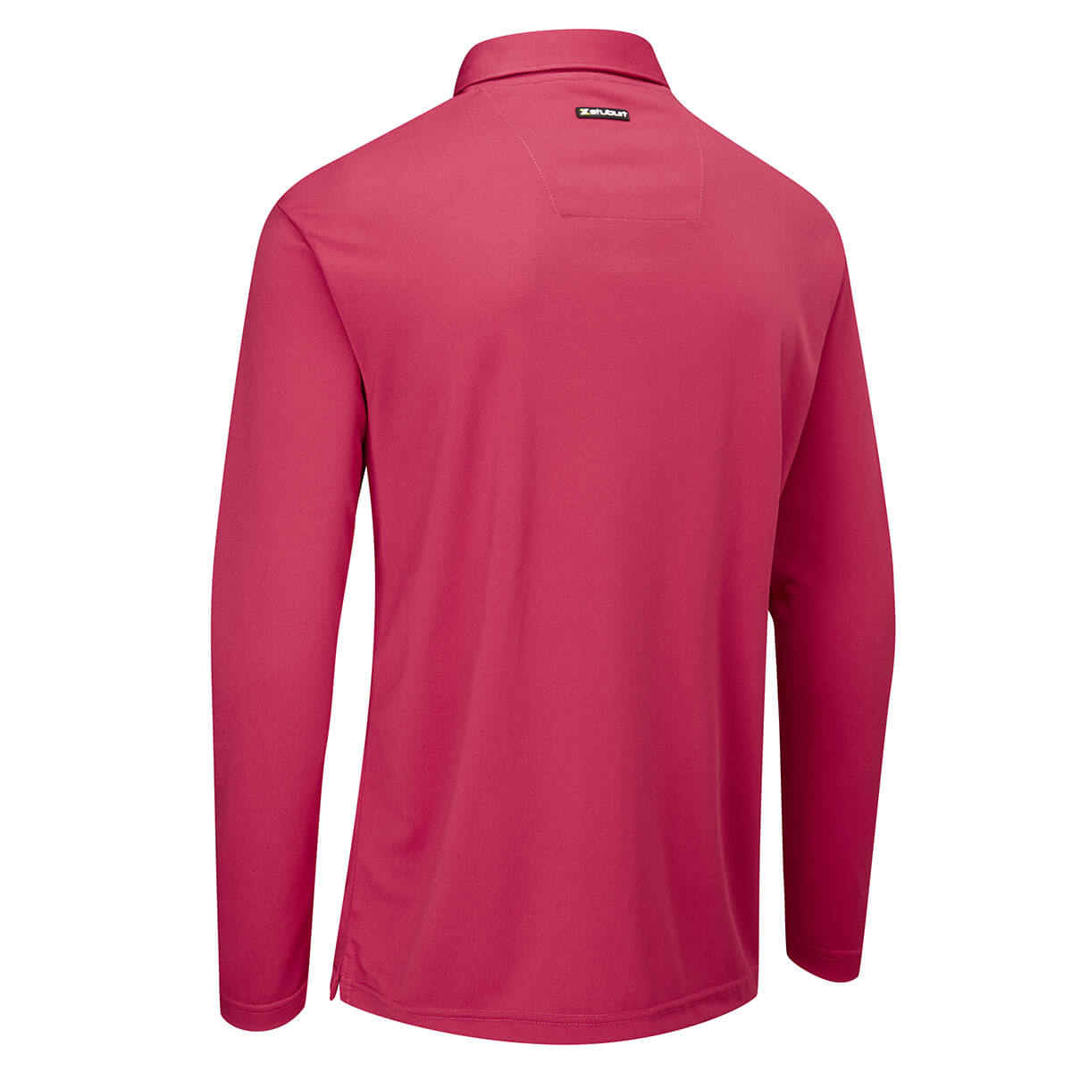 Stuburt-Mens-Urban-Long-Sleeve-Wicking-Breathable-Golf-Polo-Shirt-33-OFF-RRP thumbnail 3