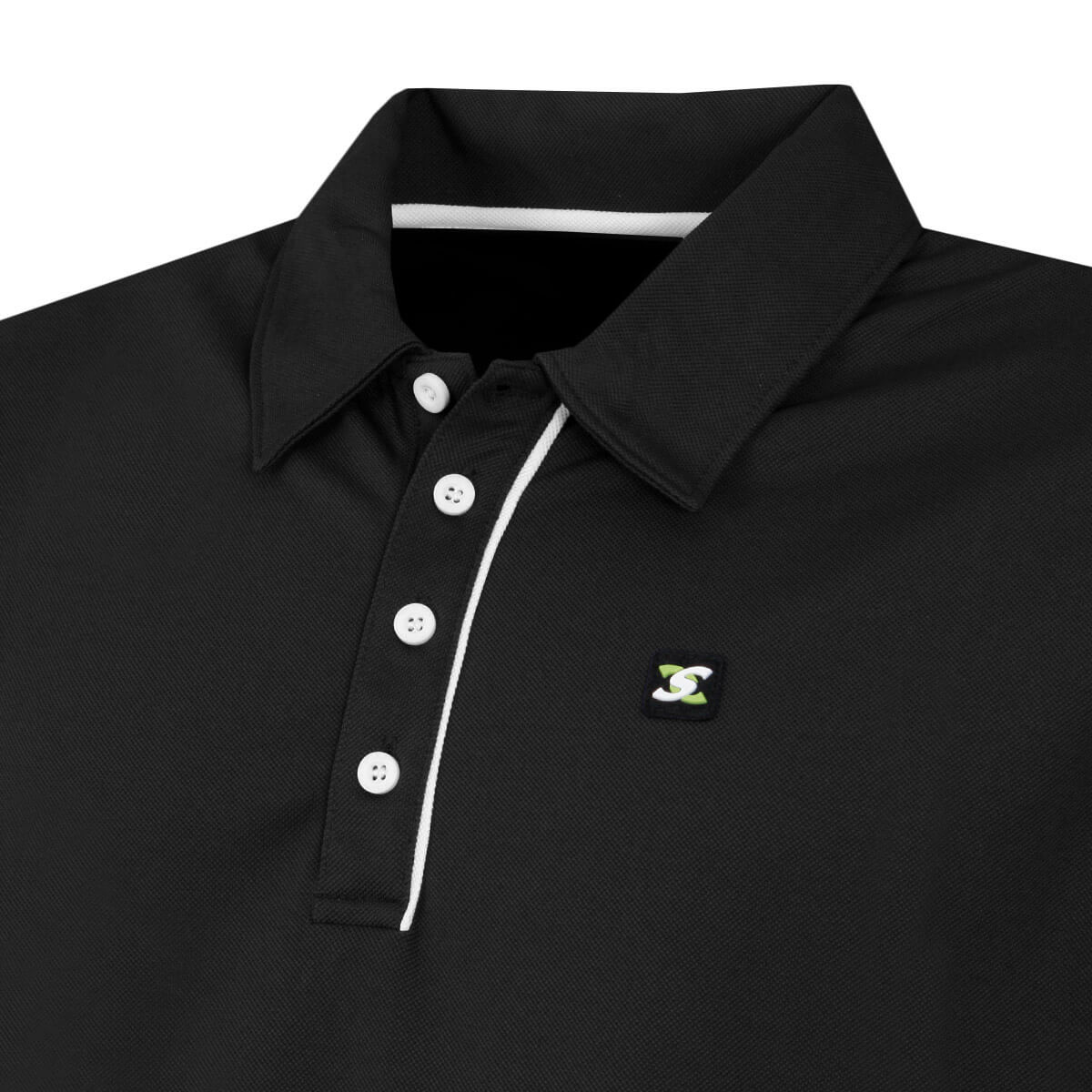 Stuburt-Mens-Urban-Long-Sleeve-Wicking-Breathable-Golf-Polo-Shirt-33-OFF-RRP thumbnail 6