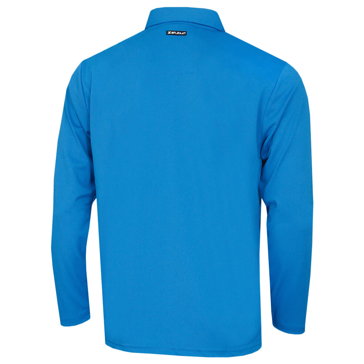Stuburt-Mens-Urban-Long-Sleeve-Wicking-Breathable-Golf-Polo-Shirt-33-OFF-RRP thumbnail 11
