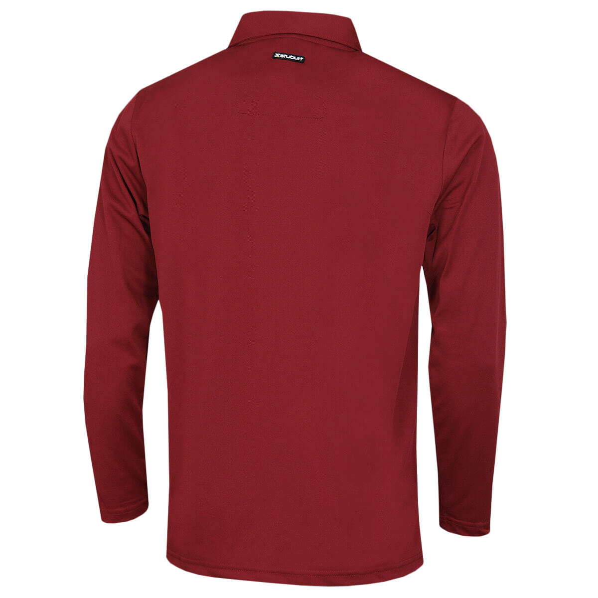 Stuburt-Mens-Urban-Long-Sleeve-Wicking-Breathable-Golf-Polo-Shirt-33-OFF-RRP thumbnail 8