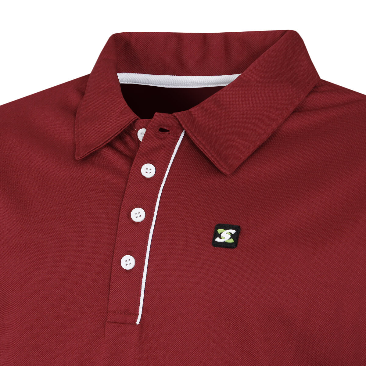 Stuburt-Mens-Urban-Long-Sleeve-Wicking-Breathable-Golf-Polo-Shirt-33-OFF-RRP thumbnail 9