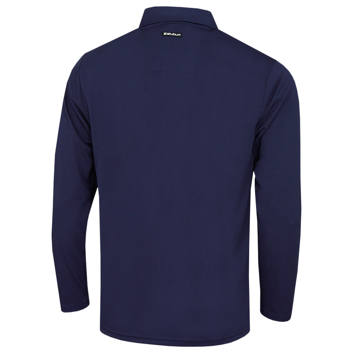 Stuburt-Mens-Urban-Long-Sleeve-Wicking-Breathable-Golf-Polo-Shirt-33-OFF-RRP thumbnail 14