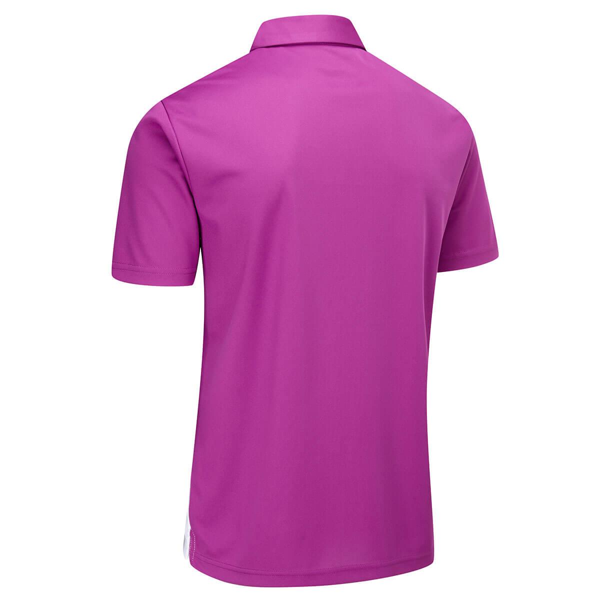Stuburt-Mens-2019-Evolve-Dalton-Moisture-Wicking-Lightweight-Golf-Polo-Shirt Indexbild 5
