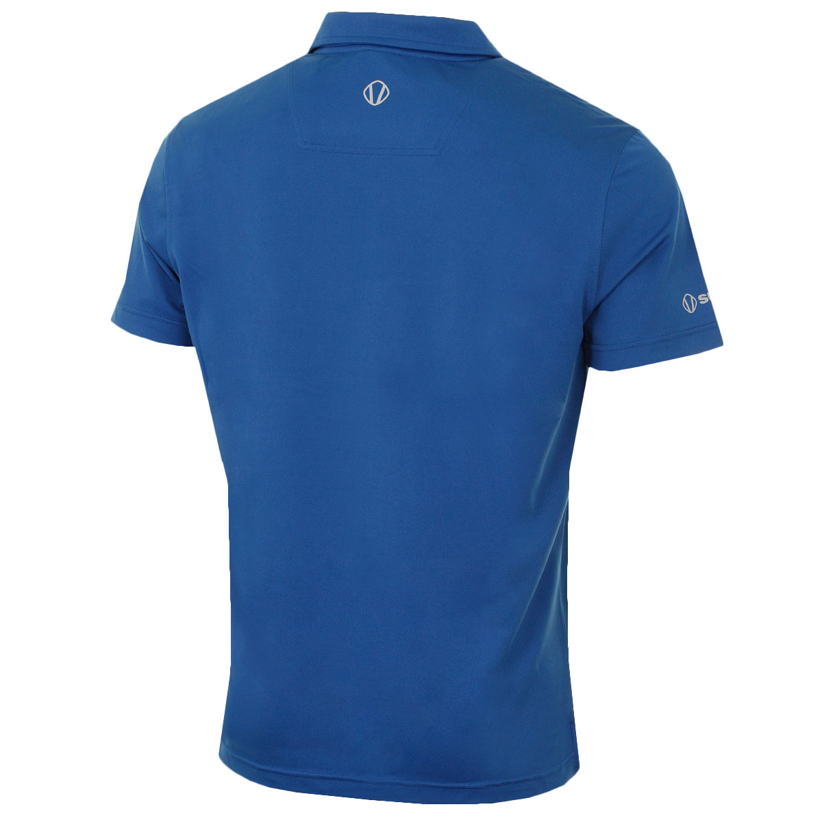 Sunice-Mens-Golf-Rouen-SS-Core-Stretch-Moisture-Wicking-Polo-Shirt-74-OFF-RRP thumbnail 5