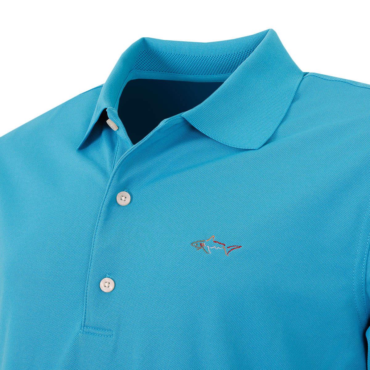 Greg-Norman-Mens-KX04-Performance-Micro-Pique-Golf-Polo-Shirt-28-OFF-RRP thumbnail 6