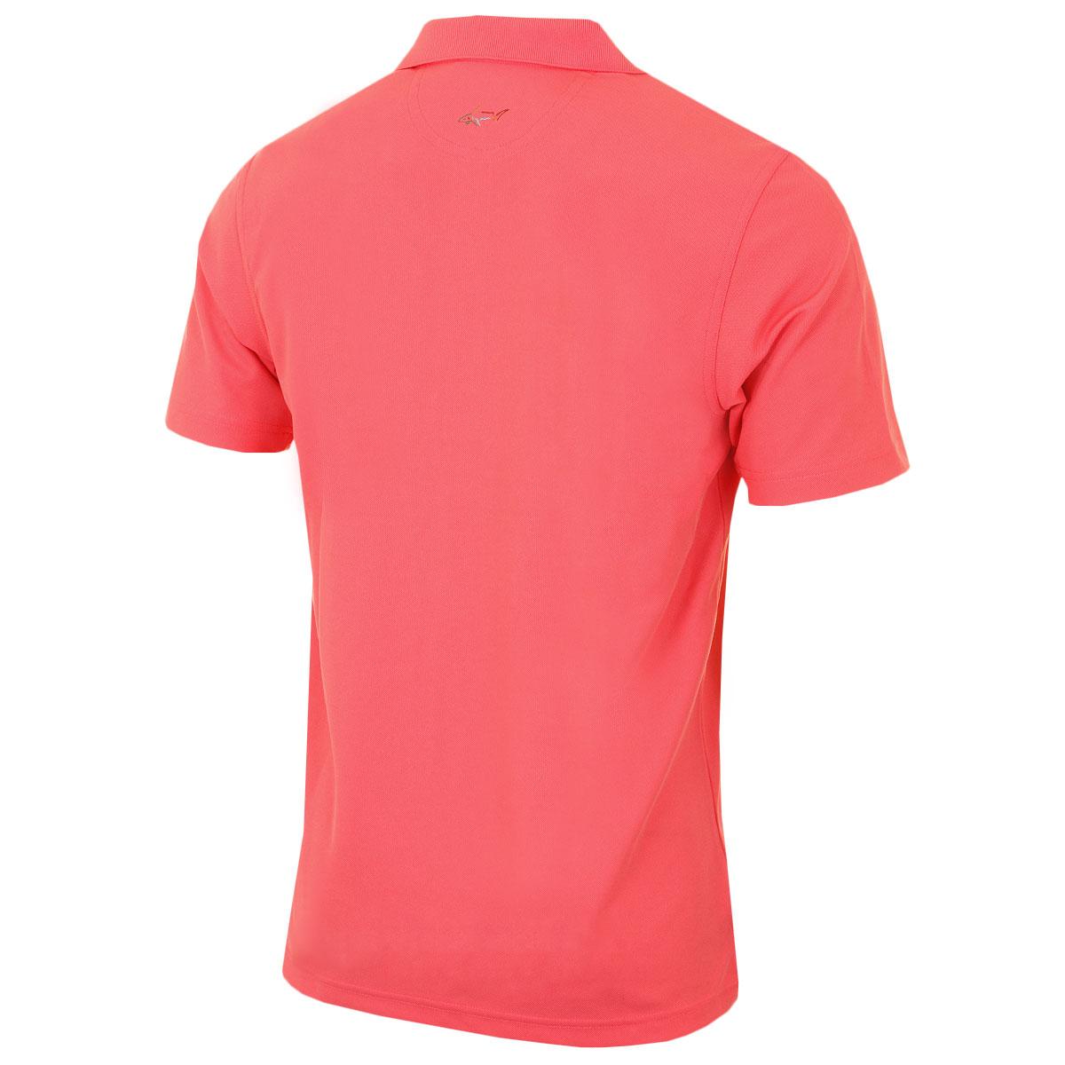 Greg-Norman-Mens-KX04-Performance-Micro-Pique-Golf-Polo-Shirt-28-OFF-RRP thumbnail 16