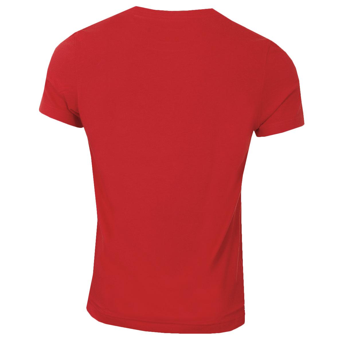 Lacoste-Mens-Oversized-Crocodile-Ultra-Dry-Cotton-Blend-T-Shirt-30-OFF-RRP thumbnail 13