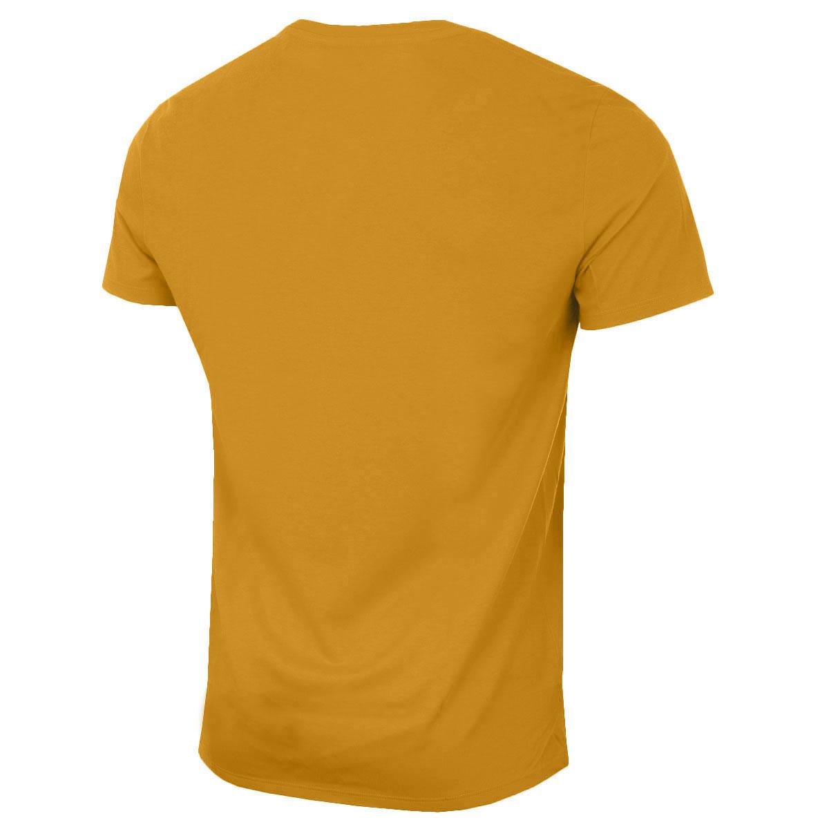 Lacoste-Mens-2019-SS-V-Neck-TH6710-Short-Sleeve-Pima-Cotton-Tee-T-Shirt thumbnail 10
