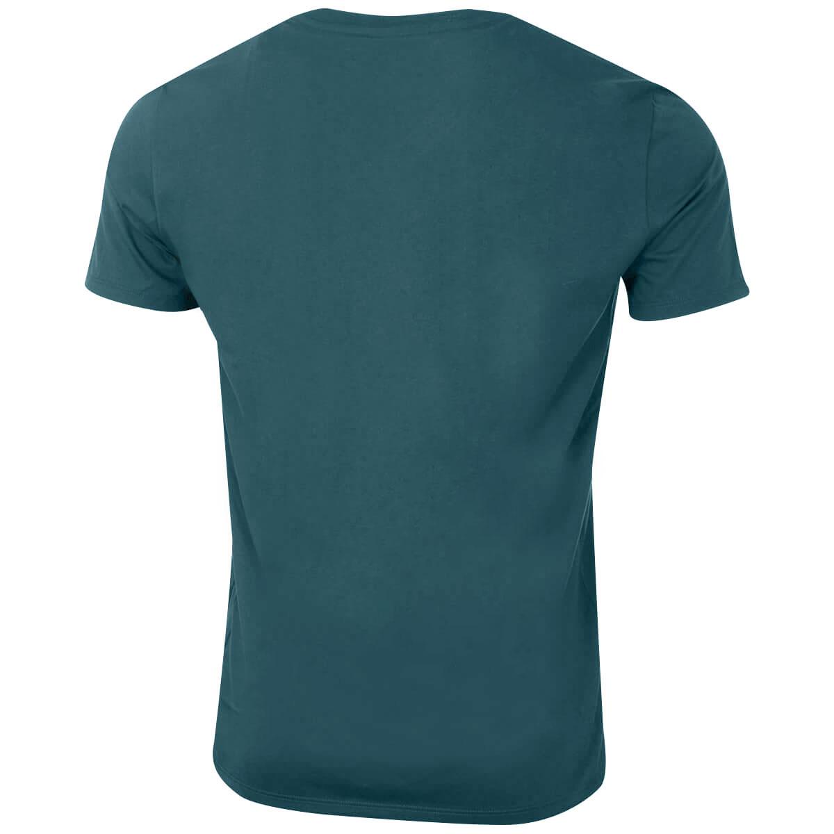 Lacoste-Mens-2019-SS-V-Neck-TH6710-Short-Sleeve-Pima-Cotton-Tee-T-Shirt thumbnail 14