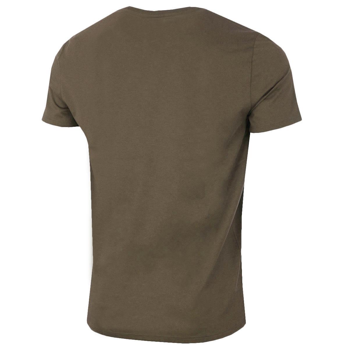 08653753b70f Lacoste Mens SS V-Neck T Shirt TH6710 Short Sleeve Pima Cotton 32 ...