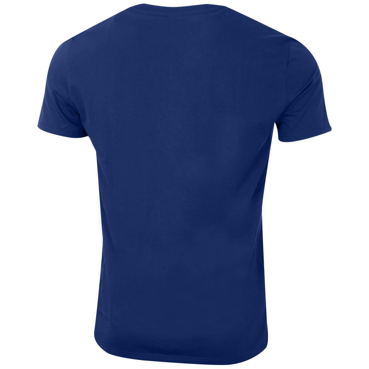 Lacoste-Mens-2019-SS-V-Neck-TH6710-Short-Sleeve-Pima-Cotton-Tee-T-Shirt thumbnail 8