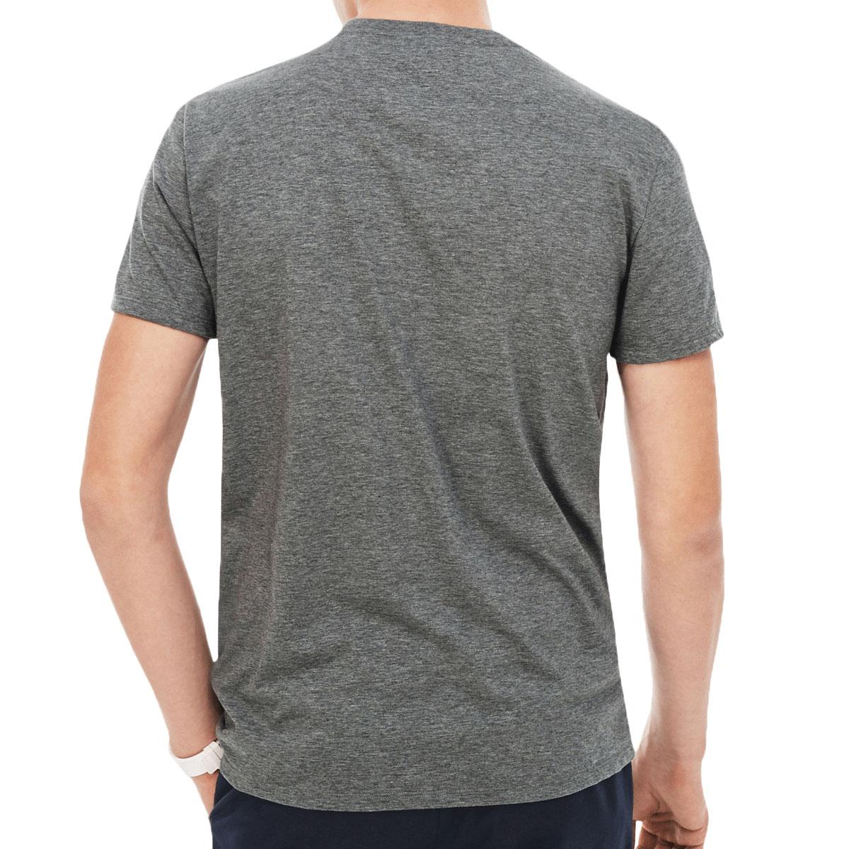 LACOSTE-HOMME-2019-Ss-V-Neck-TH6710-Manches-Courtes-Coton-Pima-Tee-T-Shirt miniature 17
