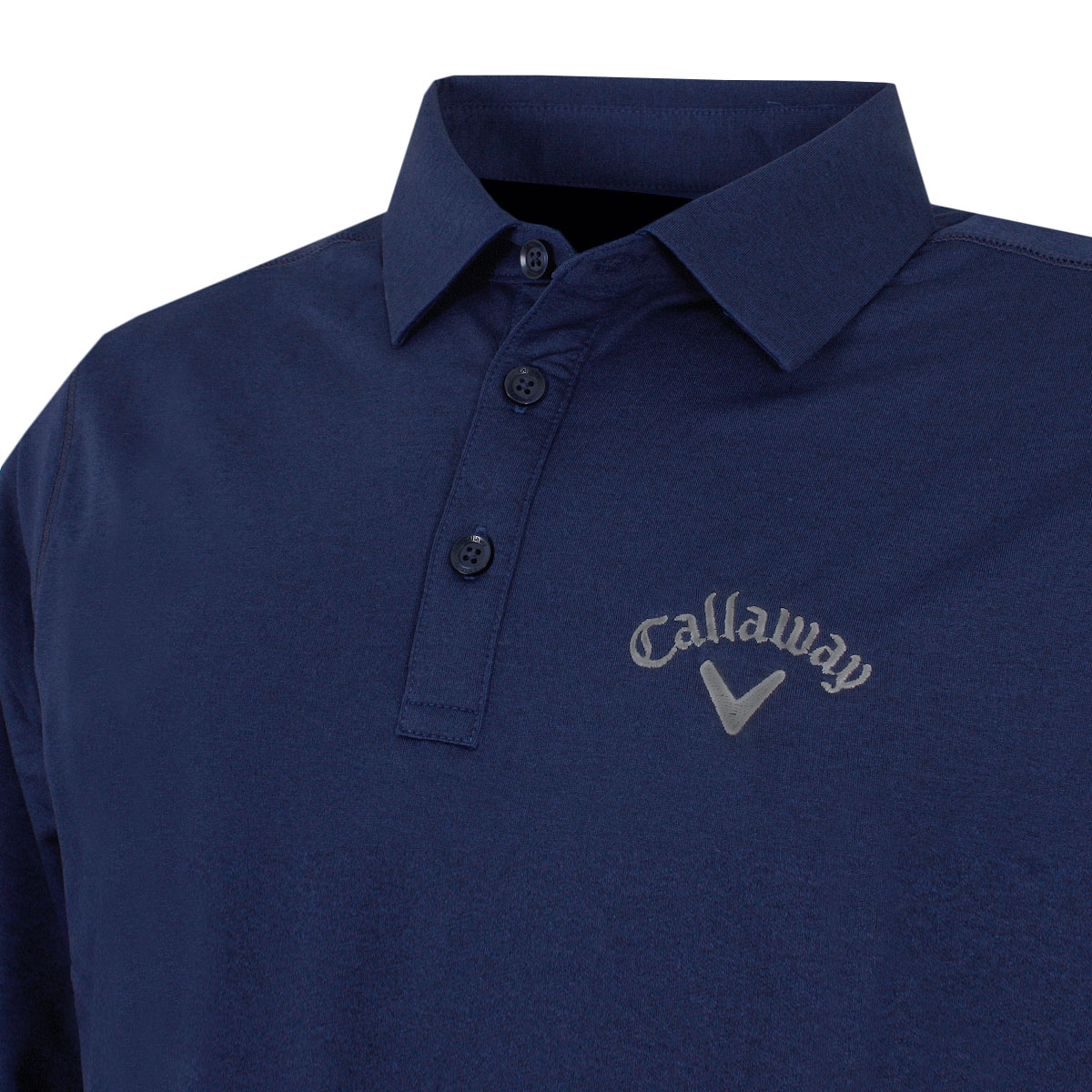 Callaway-Golf-Mens-2019-Long-Sleeve-Stretch-Opti-Dri-Polo-Shirt thumbnail 4