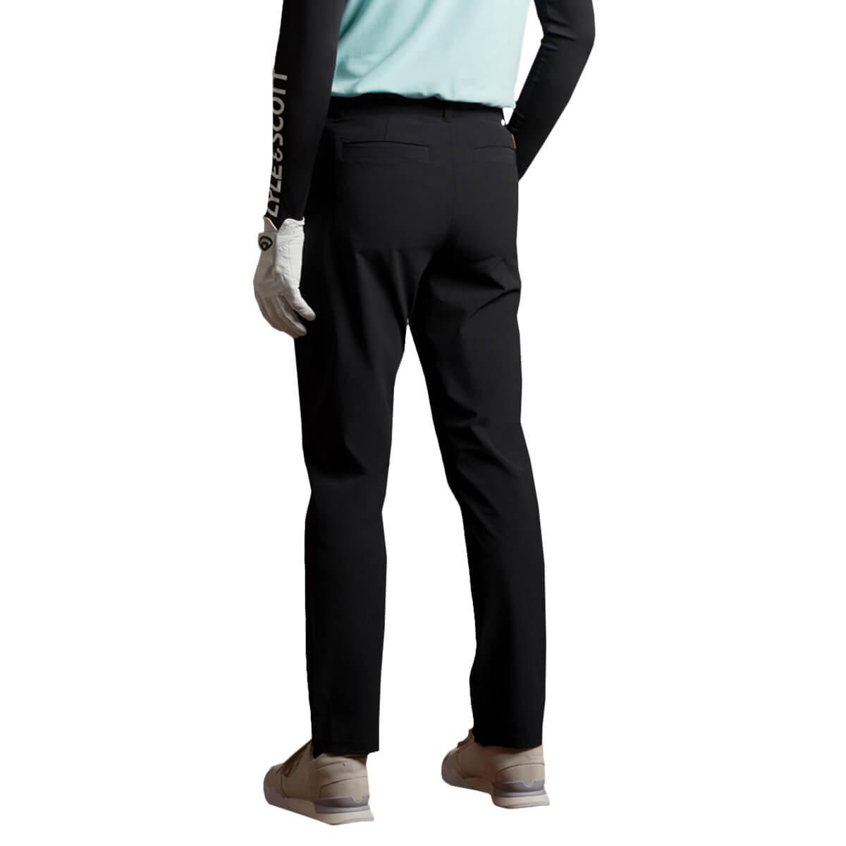 thumbnail 11 - Lyle & Scott Mens Golf Tech Light Stretch Breathable Trousers 55% OFF RRP