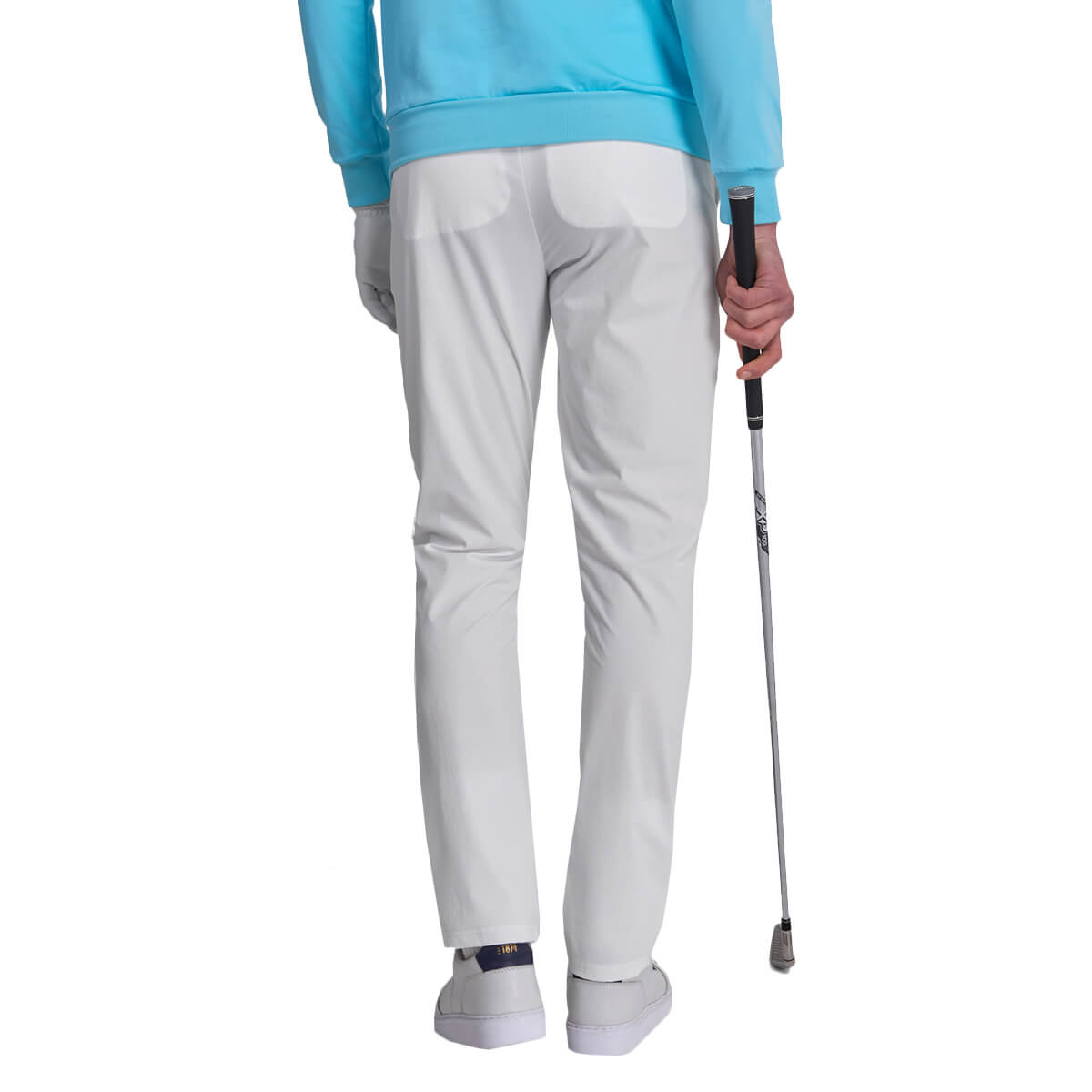 thumbnail 14 - Lyle & Scott Mens Golf Tech Light Stretch Breathable Trousers 55% OFF RRP