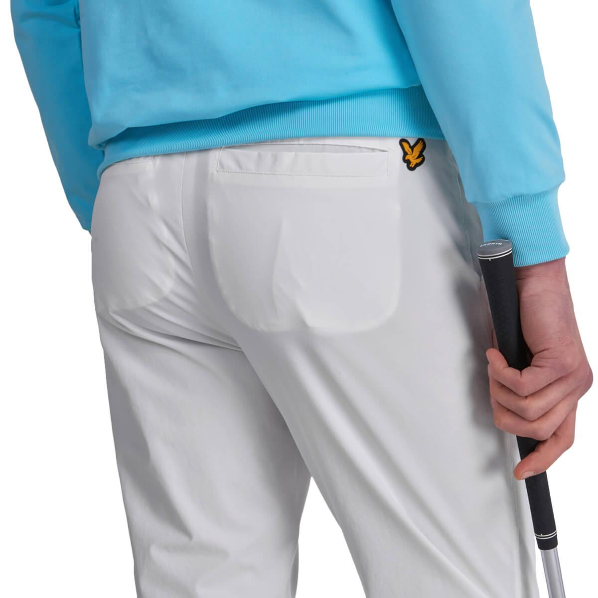 thumbnail 15 - Lyle & Scott Mens Golf Tech Light Stretch Breathable Trousers 55% OFF RRP