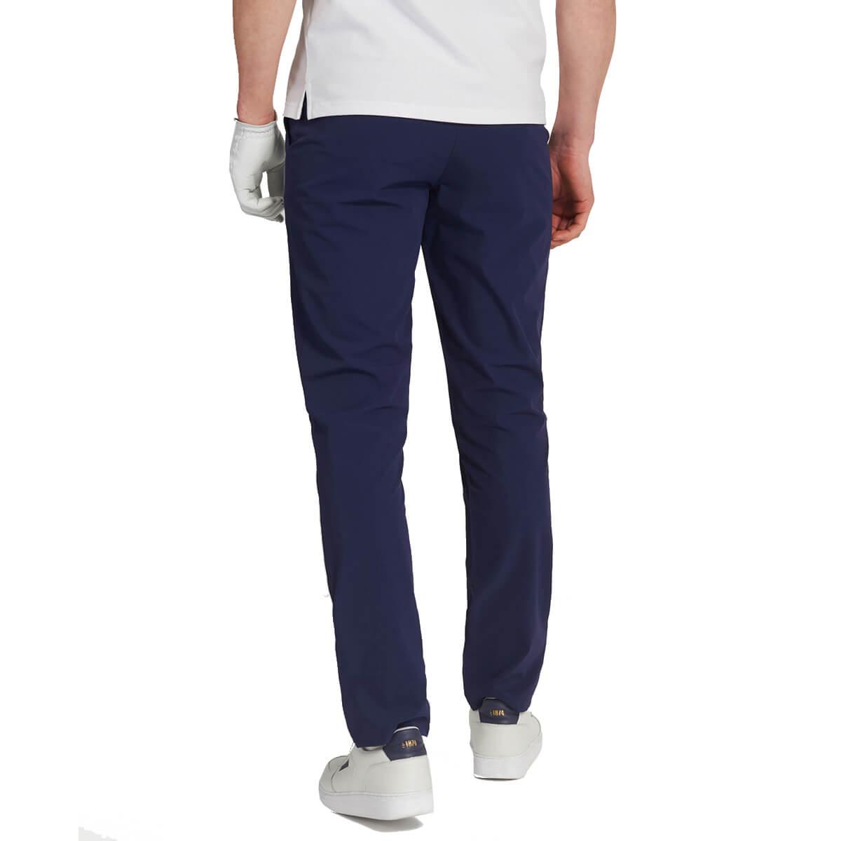 thumbnail 5 - Lyle & Scott Mens Golf Tech Light Stretch Breathable Trousers 55% OFF RRP