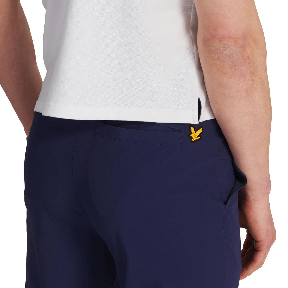 thumbnail 6 - Lyle & Scott Mens Golf Tech Light Stretch Breathable Trousers 55% OFF RRP