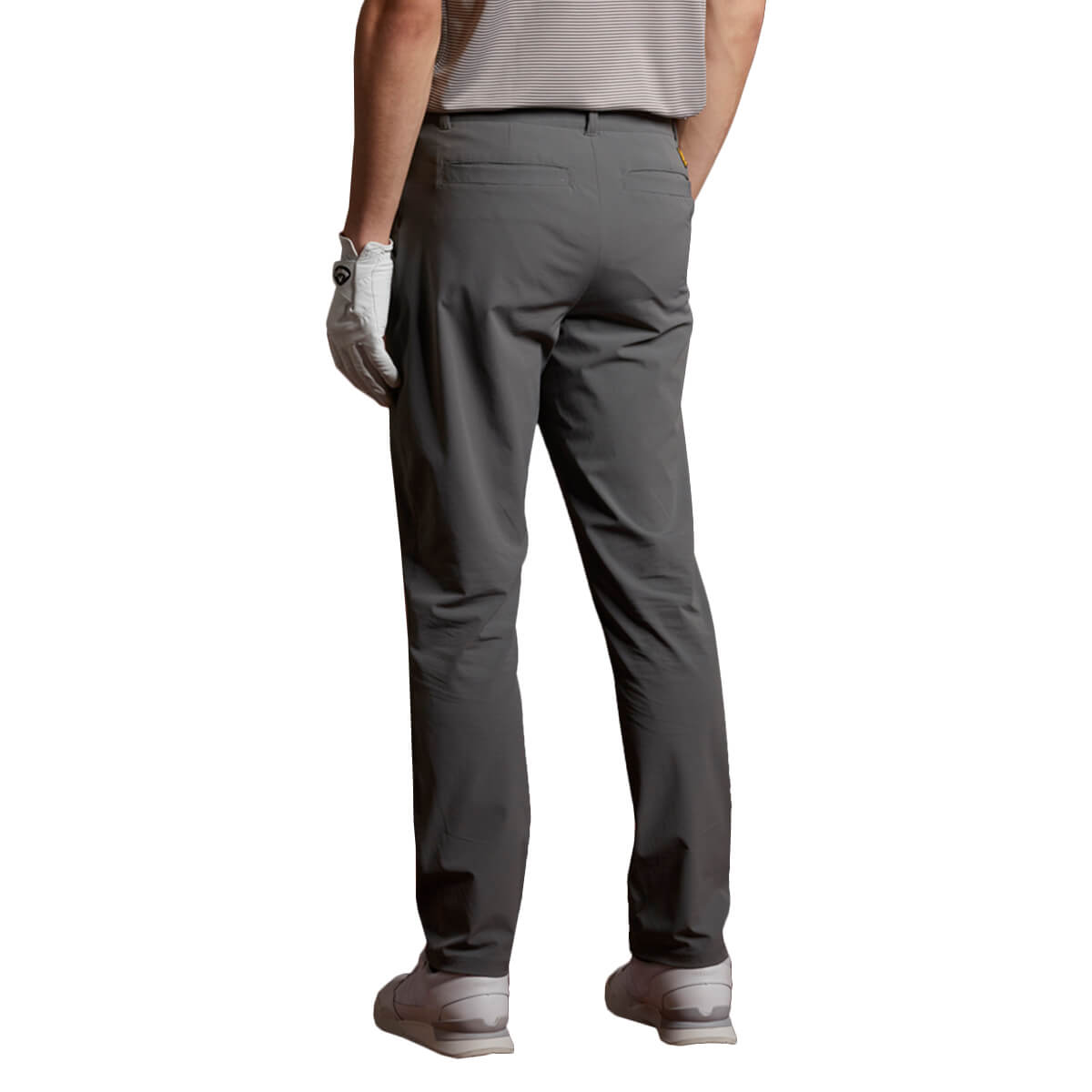 thumbnail 8 - Lyle & Scott Mens Golf Tech Light Stretch Breathable Trousers 55% OFF RRP