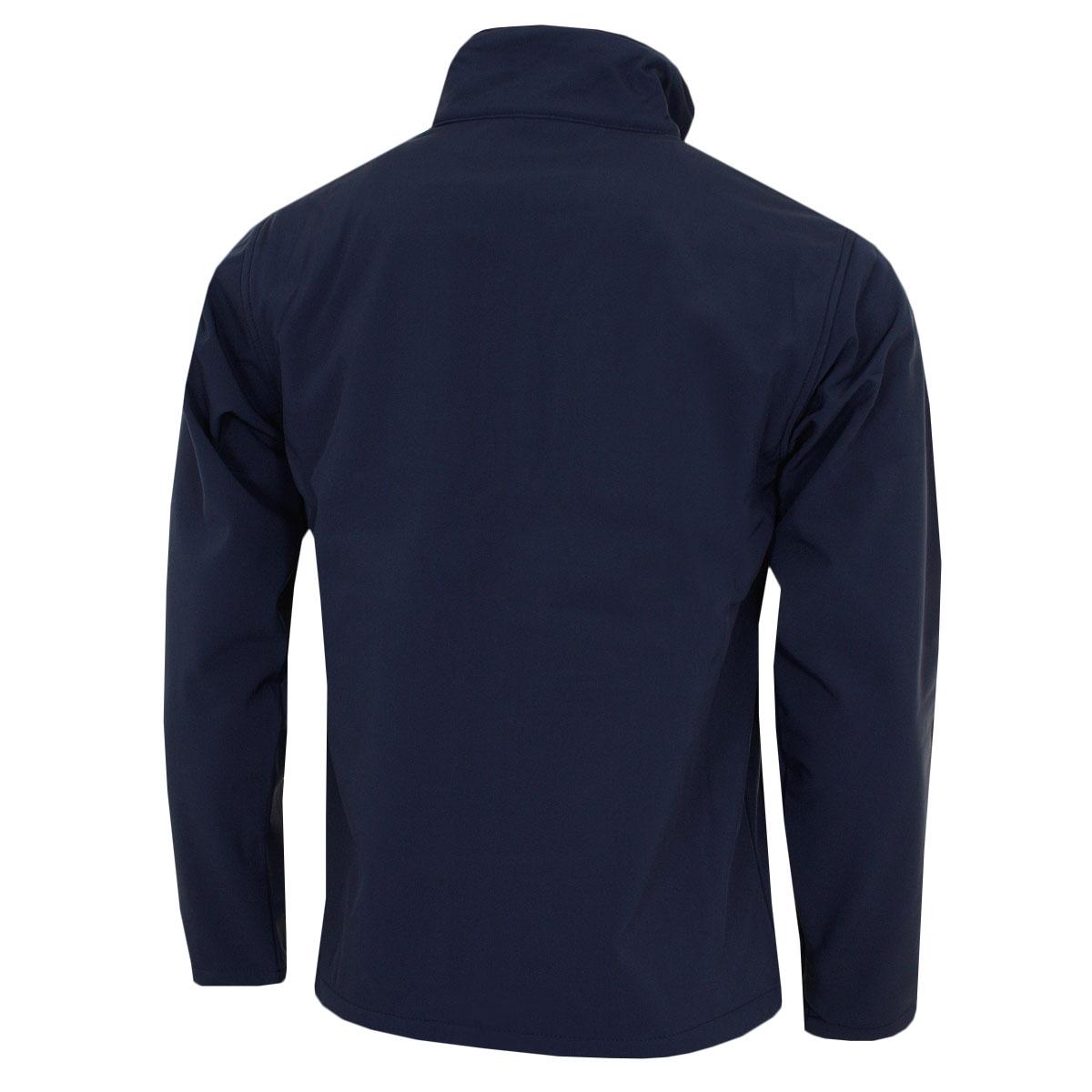 Regatta-Mens-Void-Softshell-Water-Repellent-Windproof-Jacket-60-OFF-RRP thumbnail 7