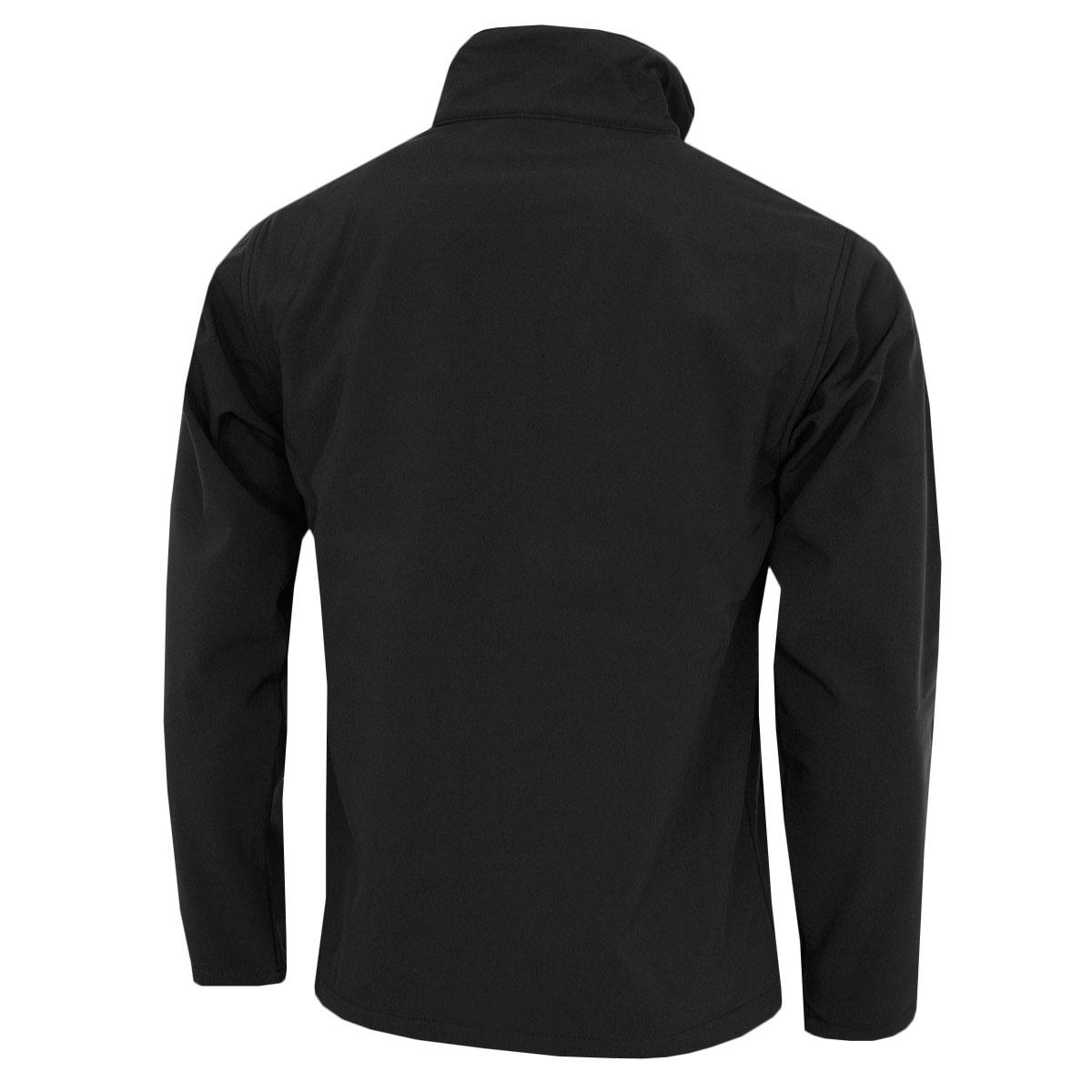 Regatta-Mens-Void-Softshell-Water-Repellent-Windproof-Jacket-60-OFF-RRP thumbnail 3